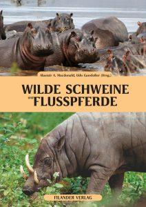 Wilde Schweine und Flusspferde