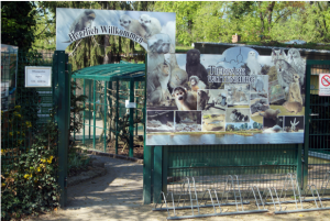Zoo Wittenberg Eingang