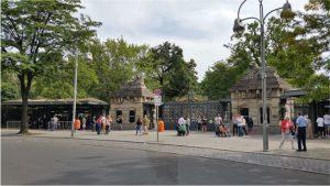 Zoo Berlin Eingang